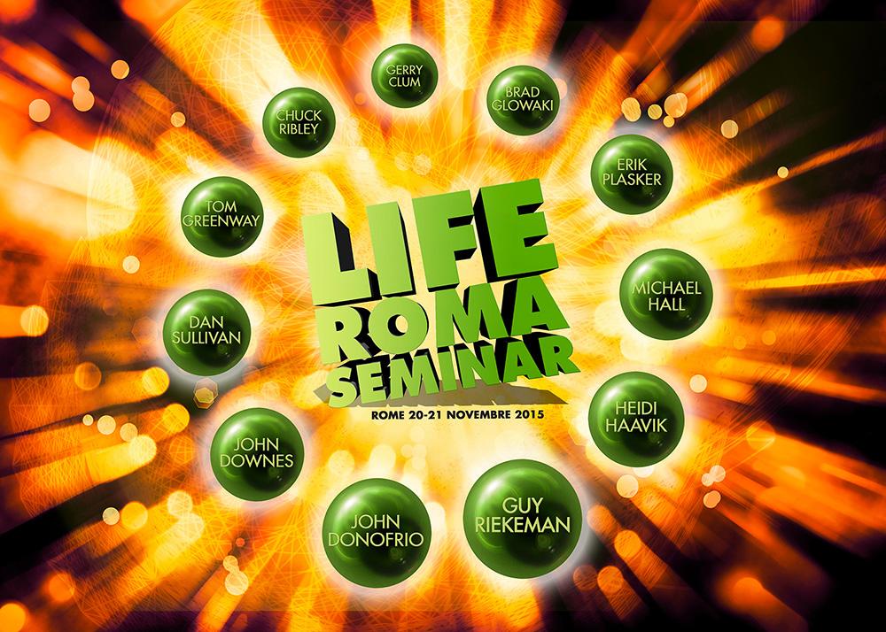 Go to Life Roma Seminar Website