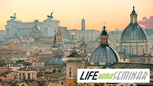 , LifeVision Seminar in Rome: 20-21 Novembre 2015